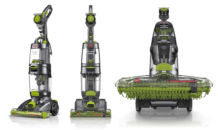 Hoover Dual Power Carpet Cleaner Groupon Goods