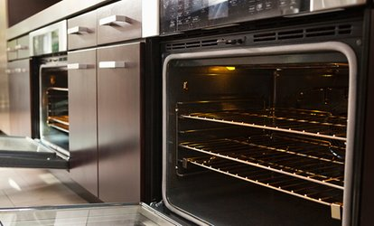Oven Cleaning with Express Cleaning Services