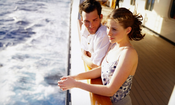 Boat Party NY - Skyport Marina: Manhattan After Work Cruise on Tuesday, Thursday, or Friday, or Night Cruise on Thursday from Boat Party NY (50% Off)