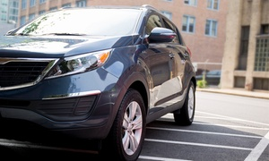 American Eagle Body Shop: Car Wax and Detail, Headlight Restoration, or Car Wash and Detail at American Eagle Body Shop (Up to 57% Off)