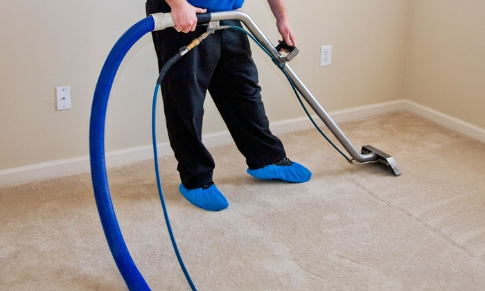 Top Notch Steamers - San Jose: Carpet Cleaning for One- or Two-Story Home from Top Notch Steamers (75% Off)