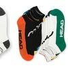 HEAD Men's Moisture-Wicking Socks (10-Pack)