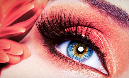 Cat Eye or Light Look Lash Extensions or Lash Perm at Art and Lashes (Up to 56% Off)