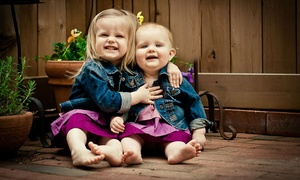 Bella Rose Photography: $49 for a One-Hour On-Location Photo Shoot with an Online Gallery and Prints from Bella Rose Photography ($199 Value)