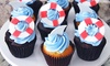 Simply Irresistible - La Habra: One or Two Dozen Gourmet Cupcakes at Simply Irresistible (Up to 50% Off)