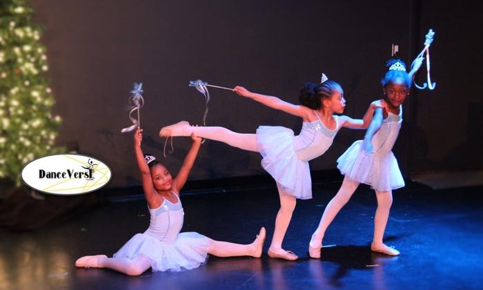 DanceVersE - Marietta: Up to 51% Off Dance Summer Camp at DanceVersE