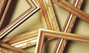 Van Tuil Photo and Imaging: Custom Framing or Picture-Enlargement Services at Van Tuil Photo (Up to 69% Off). Three Options Available.