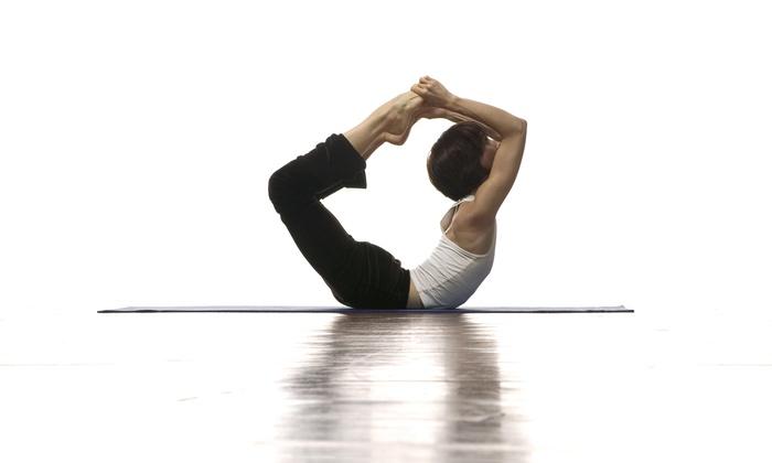 Atha Ohm Yoga - West Town: Five Yoga Classes at Atha Ohm Yoga (64% Off)