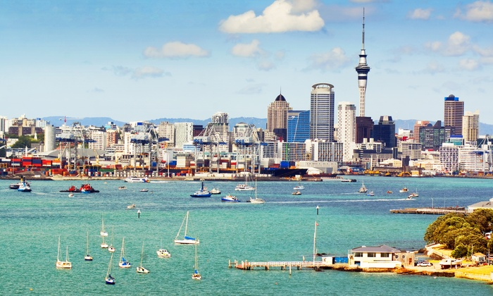 Tour Of New Zealand And Australia With Airfare From Gate 1