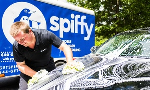 Spiffy: Mobile Car Detailing Package from Spiffy (Up to 51% Off). Two Options Available.