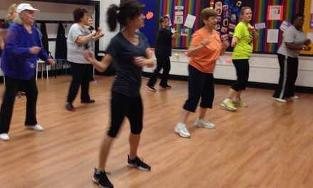 Two Zumba Classes at Corazon Family Fitness, LLC (45% Off)