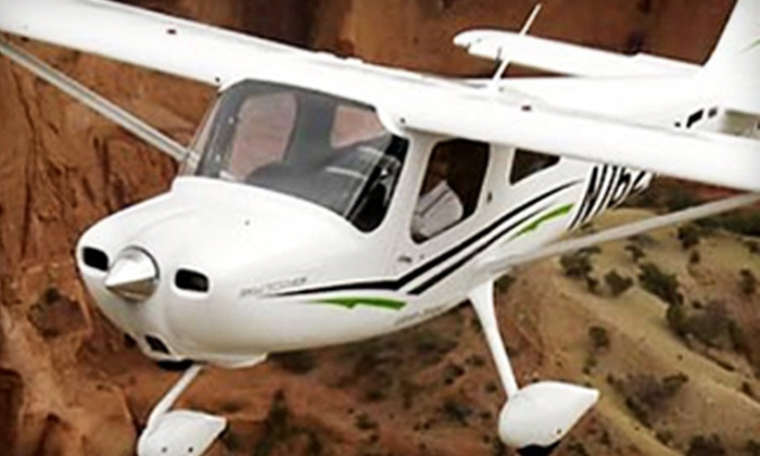 Cavorite Aviation - West Jordan: 30- or 60-Minute Flight-Discovery Lesson from Cavorite Aviation (Half Off)