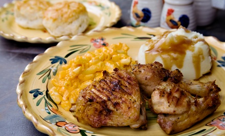 Homestyle Country Cuisine at Norman Couser's Country Cooking (40% Off). Two Options Available.