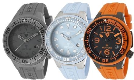 Swiss Legend #31 Unisex Watches