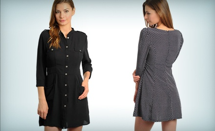 Women's Clothing and Accessories from 24|7 Frenzy (Up to 72% Off). Two Options Available.