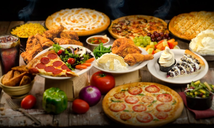 Pizza Ranch - Council Bluffs: Pizza Buffet for Two, Four, or Six at Pizza Ranch (Up to 41% Off)