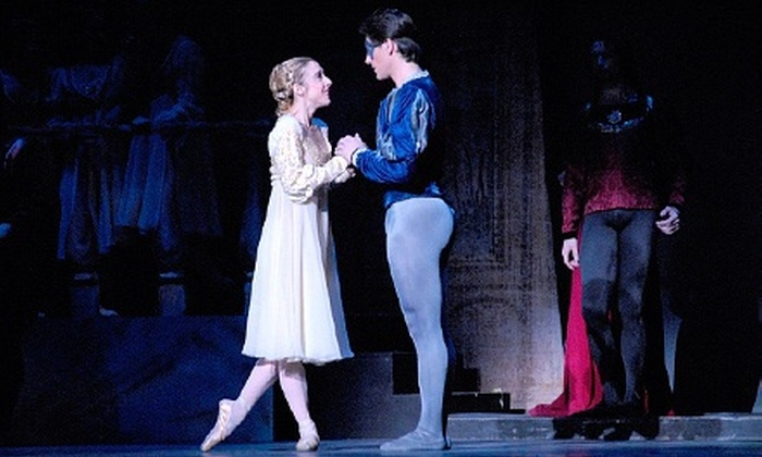 """Romeo & Juliet"" presented by Northwest Florida Ballet - Eglin AFB: Two or Four Tickets to Northwest Florida Ballet's ""Romeo & Juliet"" in Niceville on March 31 or April 1 (Up to 56% Off)"