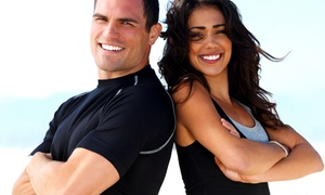 Shaping U Fitness LLC: Boot Camp and Personal Training at Shaping U Fitness LLC (Up to 86% Off). Three Options Available.