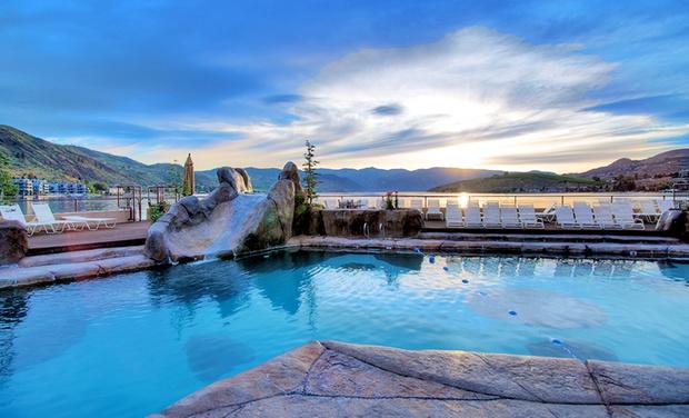 Grandview on the Lake - Chelan, Washington: Stay at Grandview on the Lake in Chelan, WA. Dates into October
