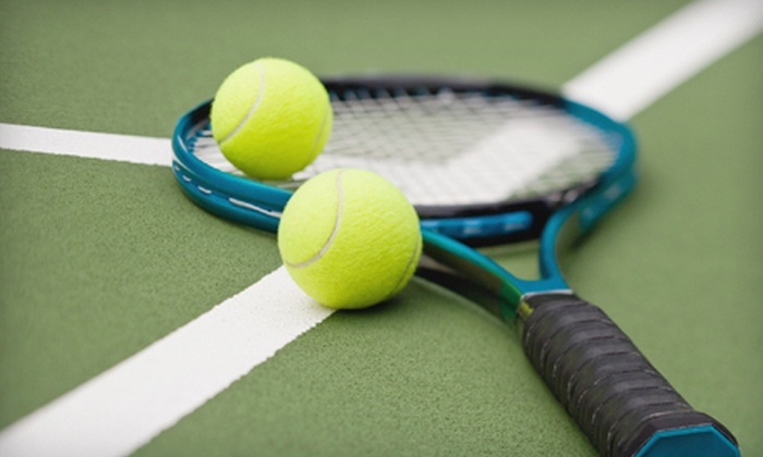 Raintree Swim & Racquet Club - Stratford Hills - Stony Point: Eight Adult Beginner and Intermediate or Three Kids' Tennis Clinics at Raintree Swim & Racquet Club (Up to 58% Off)