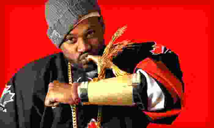 Ghostface Killah: 12 Reasons to Die Tour - House of Blues New Orleans: Ghostface Killah Concert at House of Blues New Orleans on May 20 at 9 p.m. (Up to Half Off)