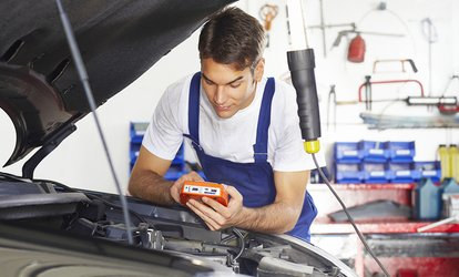 image for 50 or 102-Point Mechanical Inspection at GTR Auto Sales (Up to 58% Off)