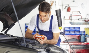 California Star Smog Test: $25 for a State Smog Test at California Star Smog Test ($50 Value)