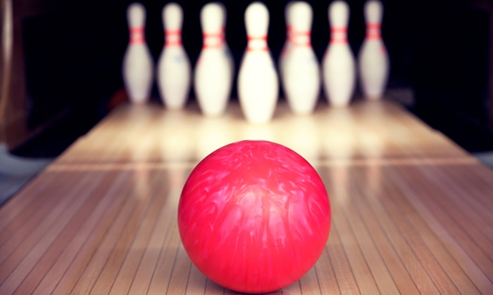 One Hour of Bowling for Up to Six - Alsaa | Groupon