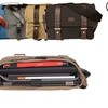 Messenger Bag with Power-Bank Recharger