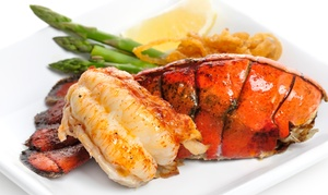 The Saybrook Fish House Restaurant: $21 for $40 Worth of New England Seafood at The Saybrook Fish House Restaurant