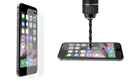 Shatter-Resistant Tempered-Glass Screen Protectors for iPhone 6 or 6 Plus from $14.99–$15.99