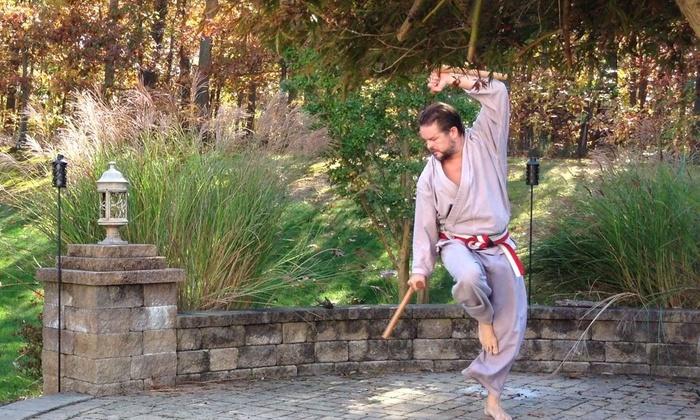 Budokan New Jersey Martial Arts Academy - New Egypt: $45 for $100 Worth of Martial Arts — Budokan New Jersey Martial Arts Academy