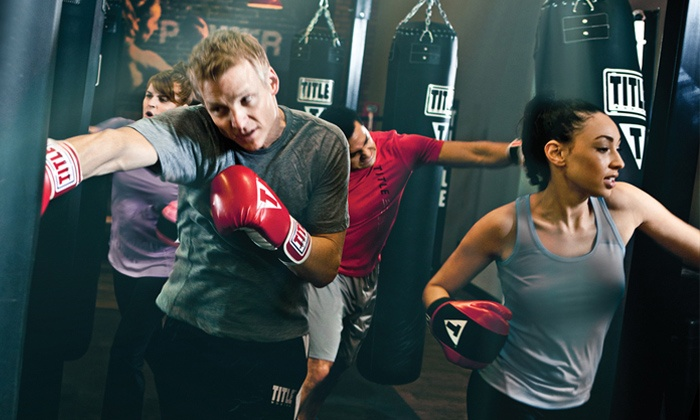 TITLE Boxing Club - Brookfield: $19 for Two Weeks of Boxing and Kickboxing Classes with Included Hand Wraps at Title Boxing Club ($44.50 Value)