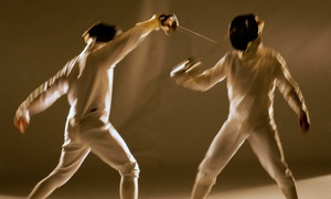 Fighting Fit Fencing: Fighting Fit Fencing: Workshop or Four-Week Beginners Course from £25 (71% Off)