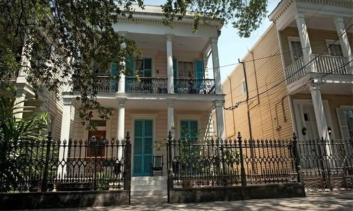 Fairchild House - New Orleans: One- or Two-Night Stay in a Standard or Superior Room, or a Deluxe Room at Fairchild House in New Orleans