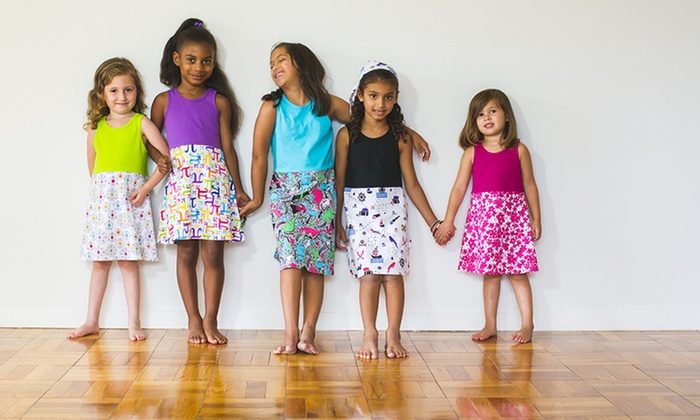 "Princess Awesome: ""Girly"" Yet Stereotype-Challenging Dresses and Accessories from Princess Awesome (50% Off). 3 Options Available."
