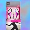 Sharper Image Sport Pro Headphones