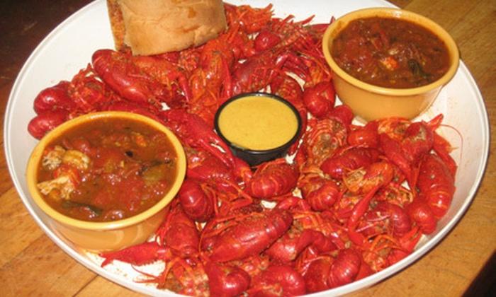 Joe's OK Bayou - East Louisville: $10 for $20 Worth of Cajun Cuisine at Joe's OK Bayou