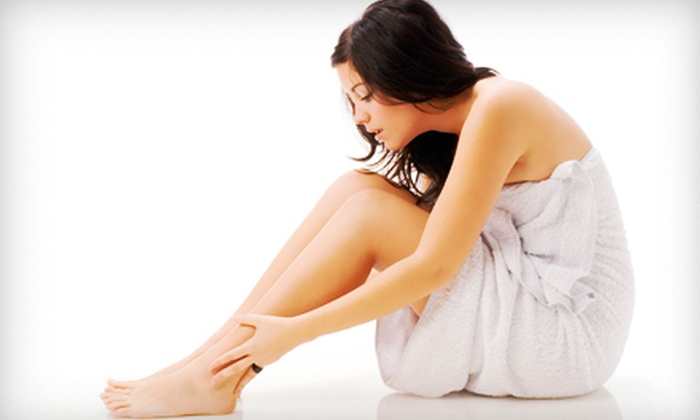 Elase Medical Spas - Multiple Locations: Six Laser Hair-Removal Treatments on an Extra-Small, Small, Medium, or Large Area at Elase Medical Spas (Up to 94% Off)