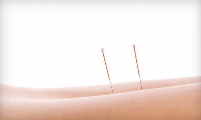 Premier Acupuncture Clinic - Old Colorado City: One or Three Acupuncture Treatments with Initial Consultation at Premier Acupuncture Clinic (Up to 76% Off)