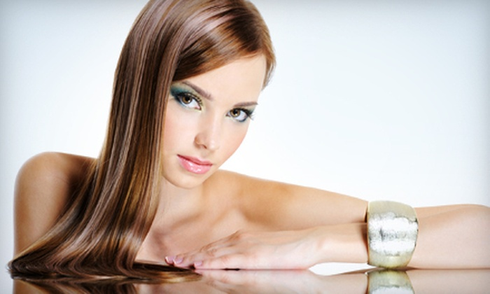 Eleven 11 Hair Studio - Uptown: $99 for a Brazilian Blowout at Eleven 11 Hair Studio ($400 Value)