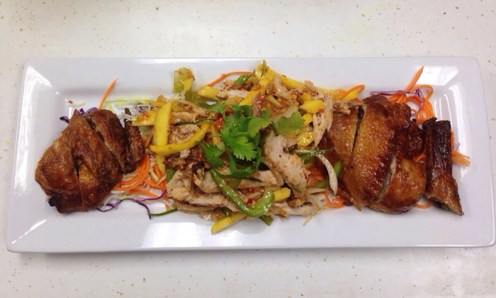 Banana Island Restaurant - Corridor South: Thai Food or Delivery Combo Meals at Banana Island Restaurant (Up to Half Off)