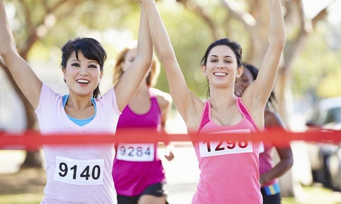 Green Jean Kids - Long Beach: Up to 52% Off Summer Fun 5k Run at Green Jean Kids