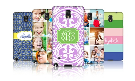 Personalized Samsung Galaxy Note 4 Case by The Case Studio from $24.99–$26.99