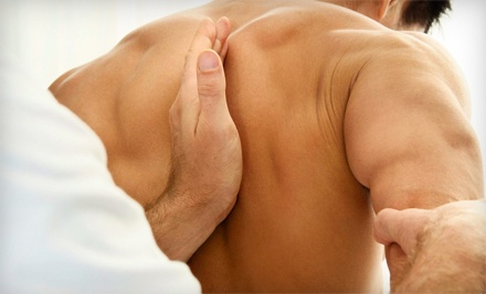 $19 for Two Chiropractic Adjustments or Spinal Decompressions with an Exam at Atlas Chiropractic (Up to $400 Value)