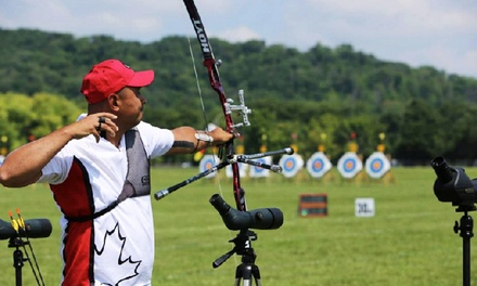 $25 for a Two-Hour Archery Class at Target Pro Archery ($45 Value)