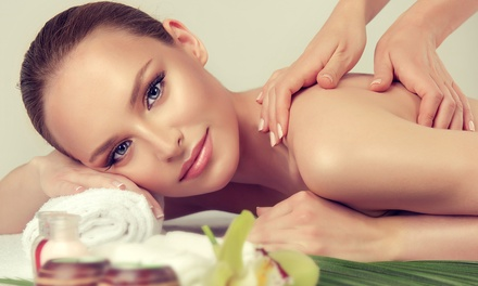 75-Minute Spa Package: One ($69) or Two Visits ($125) at Flaunt Hair Beauty Spa (Up to $320 Value)