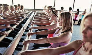 Pure Barre - Boynton Beach: Two Weeks or One Month of Unlimited Classes at Pure Barre (Up to 63% Off)
