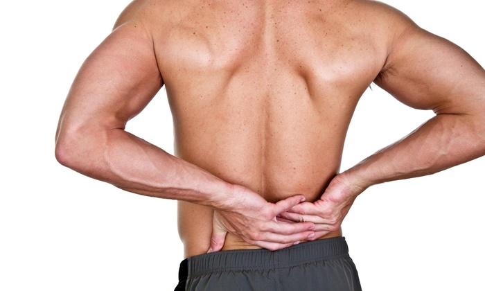 100% Chiropractic - Johns Creek - Johns Creek: Up to 80% Off Chiropractic Package w/ Massage at 100% Chiropractic - Johns Creek