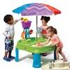 Step 2 Splash and Scoop Bay with Umbrella
